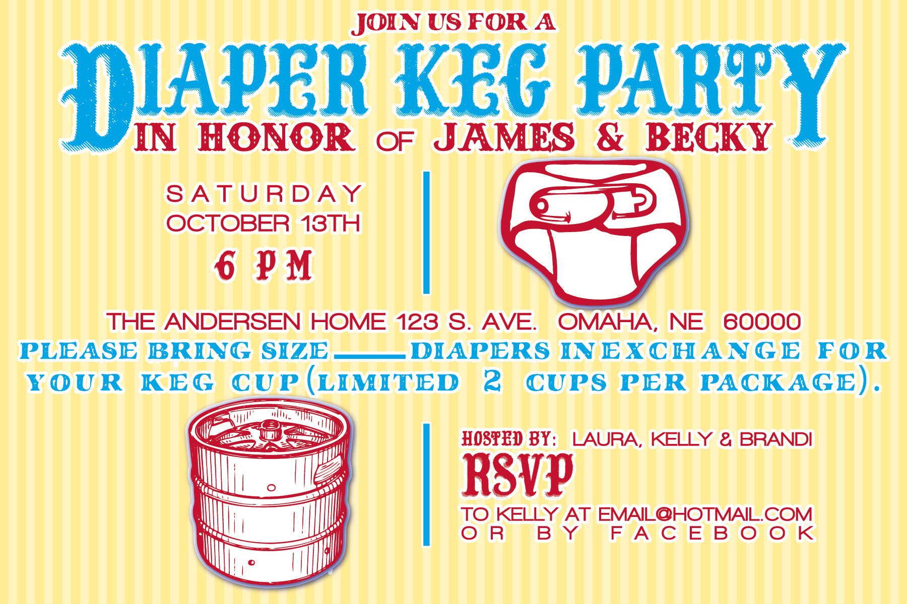 Baby Shower Invites Unisex as great invitations example